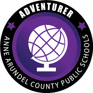 Adventurer Badge, Anne Arundel County Public Schools