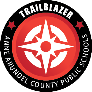 Trailblazer Badge, Anne Arundel County Public Schools