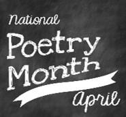National Poetry Month - April