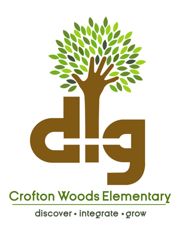 dig tree image - Crofton Woods Elementary - discover | integrate | grow