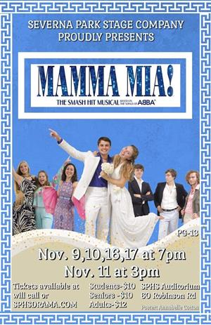 Tickets Now on Sale for Mamma Mia! at SPHS