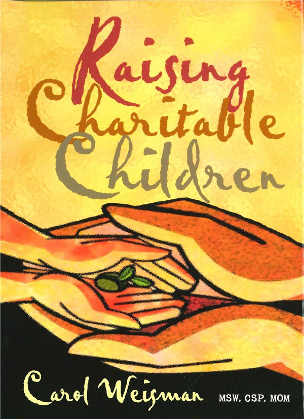 Raising Charitable Children Book Cover