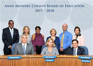 Board of Education 2017-2018