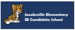 Jacobsville Elementary - IB Candidate School - tiger image