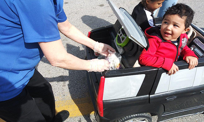 AACPS Providing Meals to Students at 60 Sites