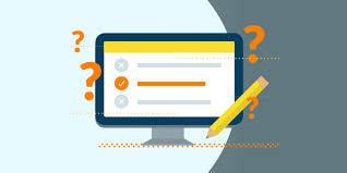 Elearning questions