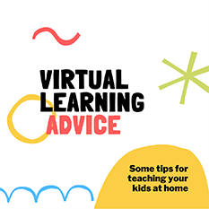 Virtual Learning Advice