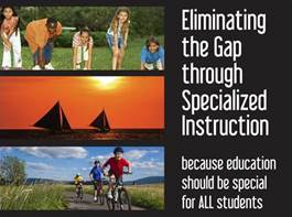 Eliminating the Gap through Specialized Instruction