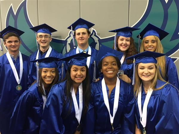 Twelve Students Earn a College Certification from AACC in Transportation Logistics