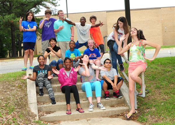 Chesapeake Bay Middle School / School Home